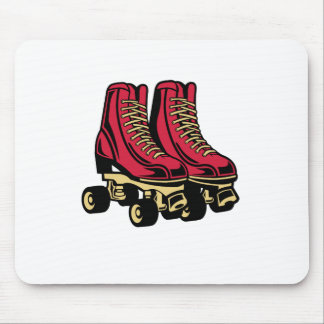 SCOOTER SKATES MOUSE PAD