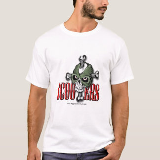 Scooter Skull shirt
