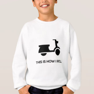 Scooter tshirt funny