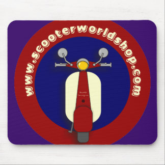Scooter World Mousepad