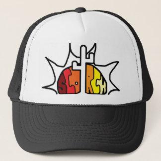 Scorch- Colorized Trucker Hat