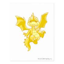 Scorchio Gold postcards