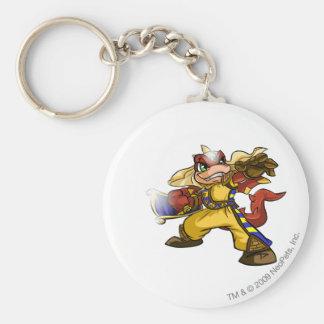 Scorchio Lost Desert Player Basic Round Button Key Ring