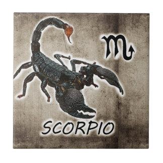 scorpio astrology 2017 ceramic tile