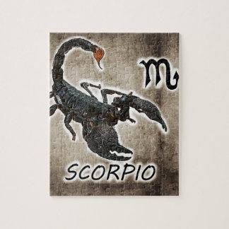scorpio astrology 2017 jigsaw puzzle