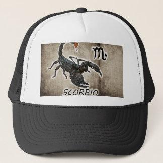 scorpio astrology 2017 trucker hat