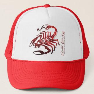 Scorpio Astrology Apparel ~ Trucker Hat