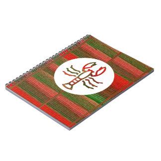SCORPIO Astrology Zodiac Symbol Notebooks