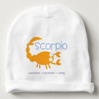 Scorpio Baby Beanie