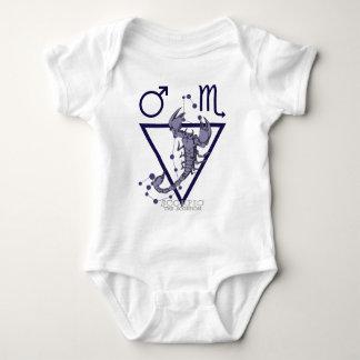 Scorpio Baby Bodysuit