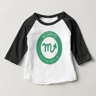 Scorpio Baby T-Shirt