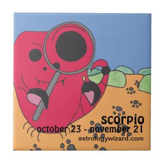 Scorpio Ceramic Tile