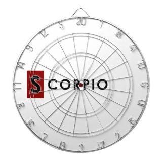SCORPIO COLOR DARTBOARD