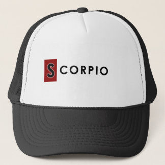 SCORPIO COLOR TRUCKER HAT
