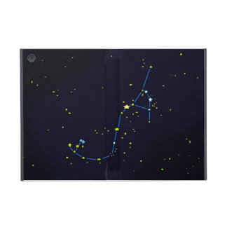 Scorpio Constellation iPad Mini Cover