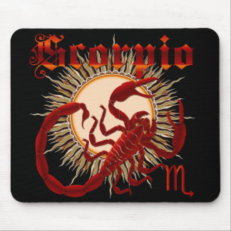 Scorpio-Design-1 Mouse Pad
