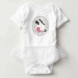 Scorpio Girl Baby Bodysuit