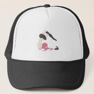 Scorpio Girl Trucker Hat