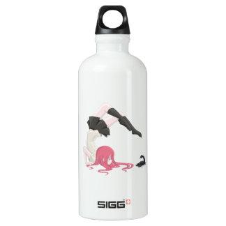Scorpio Girl Water Bottle