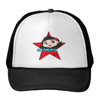 Scorpio Hat