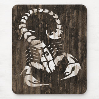 Scorpio Horoscope mouse pad