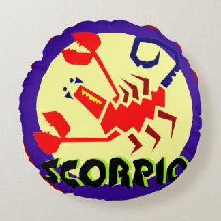 Scorpio Horoscope Sign Zodiac Astrology Pillow