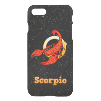 Scorpio illustration iPhone 8/7 case