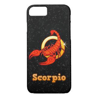 Scorpio illustration iPhone 8/7 case