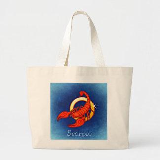 Scorpio Jumbo Tote Bag