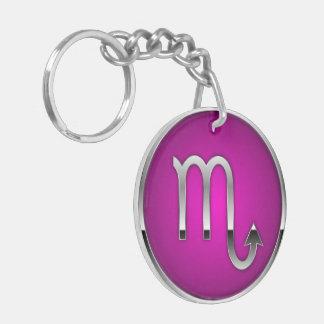 Scorpio Key Ring