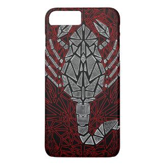 Scorpio mosaic scorpion iPhone case