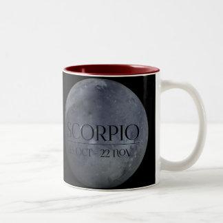 Scorpio Planet Mug (Pluto)