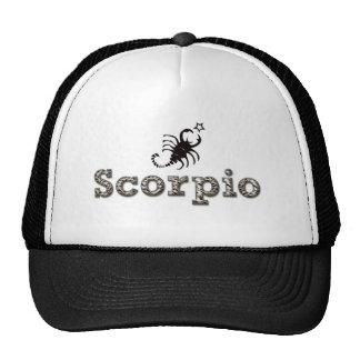scorpio, sco cap