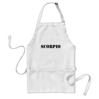 scorpio standard apron