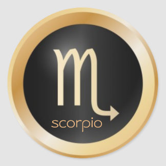 scorpio sticker zodiac