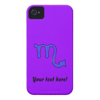 Scorpio symbol Case-Mate iPhone 4 cases