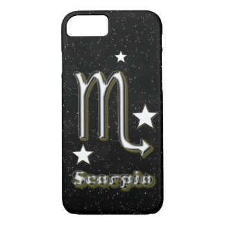 Scorpio symbol iPhone 8/7 case