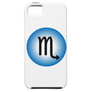 SCORPIO SYMBOL TOUGH iPhone 5 CASE