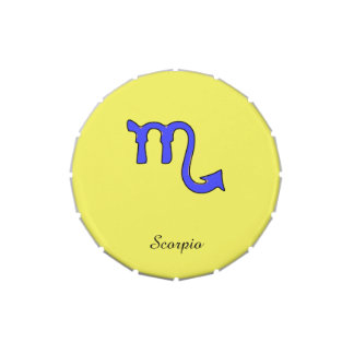 !Scorpio t Candy Tin