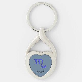 !Scorpio t Key Ring