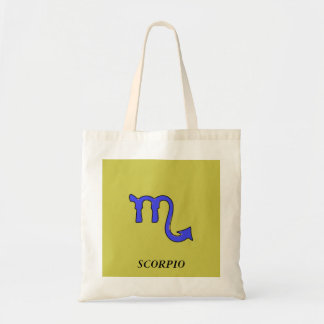 !Scorpio t Tote Bag