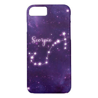 Scorpio Zodiac Constellation Phone Case