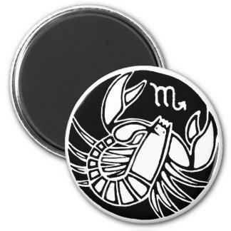 Scorpio - Zodiac Magnet