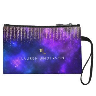 Scorpio Zodiac Pretty Cosmetic Bag