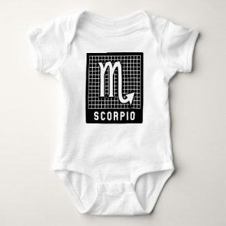 Scorpio Zodiac Sign Baby Bodysuit