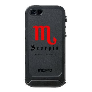 Scorpio zodiac sign incipio ATLAS ID™ iPhone 5 case