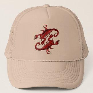 Scorpion Dance Trucker Hat