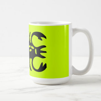 scorpion coffee mugs