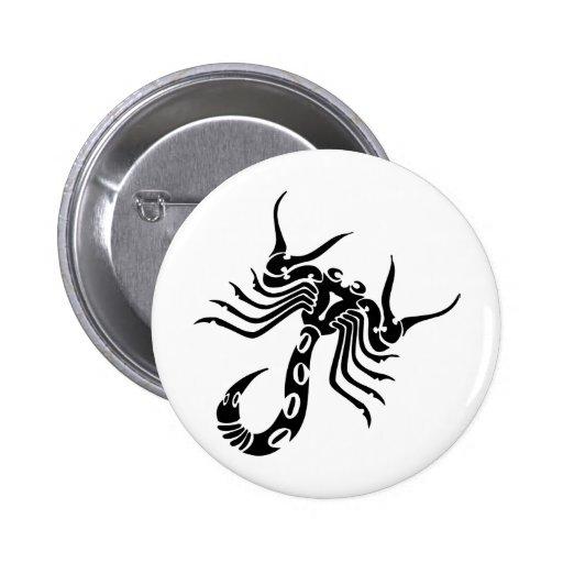 Scorpion Scorpio Pins