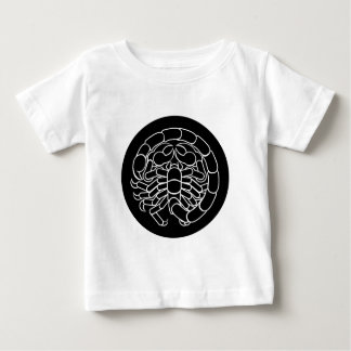 Scorpion Scorpio Zodiac Sign Baby T-Shirt